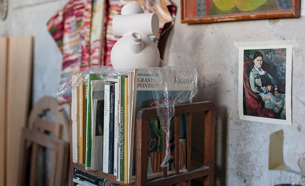Дом культуры: Молодые московские художники и их мастерские. Изображение № 4.