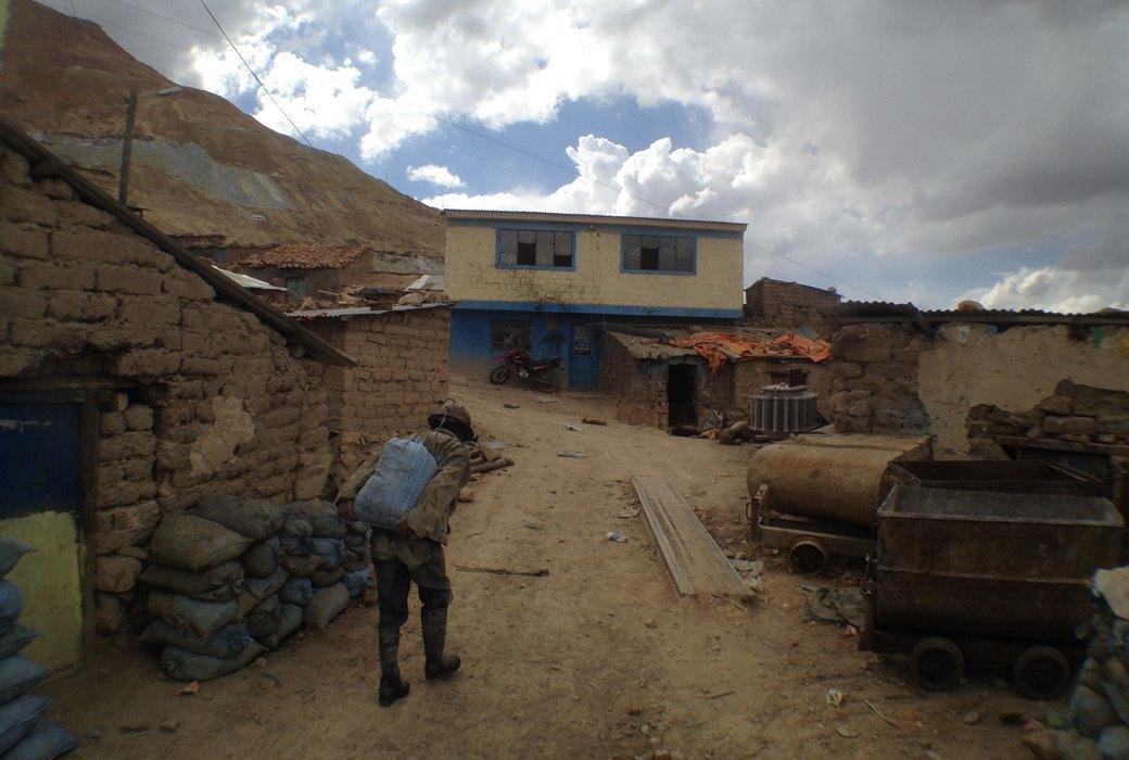 Гора, которая ест людей: Как я провёл день в шахте серебряного рудника. Изображение № 3.