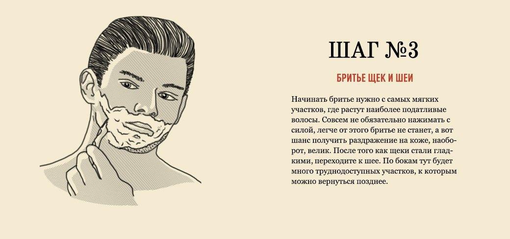 Совет: Как правильно бриться. Изображение № 4.