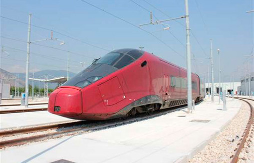 В Италии появятся поезда, разработанные концерном «Феррари». Изображение № 1.