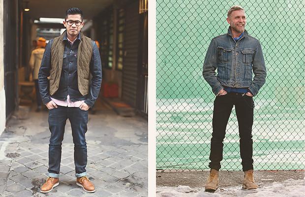 История и классические модели джинсовых курток. Изображение № 11.