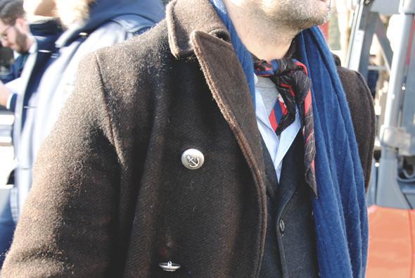 Детали: Репортаж с выставки мужской одежды Pitti Uomo. День первый. Изображение № 64.