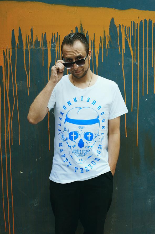Коллекция футболок участника группы Narkotiki. Изображение № 5.