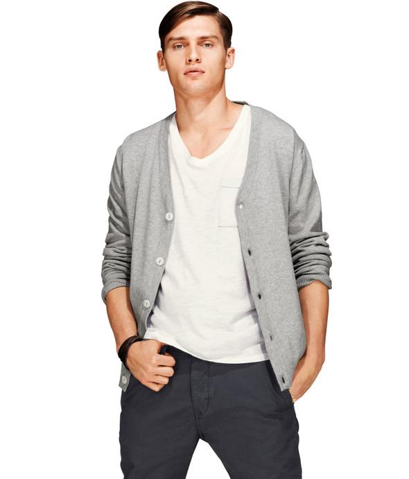 Мужские лукбуки: Zara, H&M, Pull and Bear и другие. Изображение № 36.