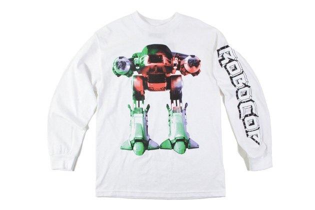 Марка Mishka выпустила коллекцию одежды в честь юбилея фильма «Робокоп». Изображение № 3.