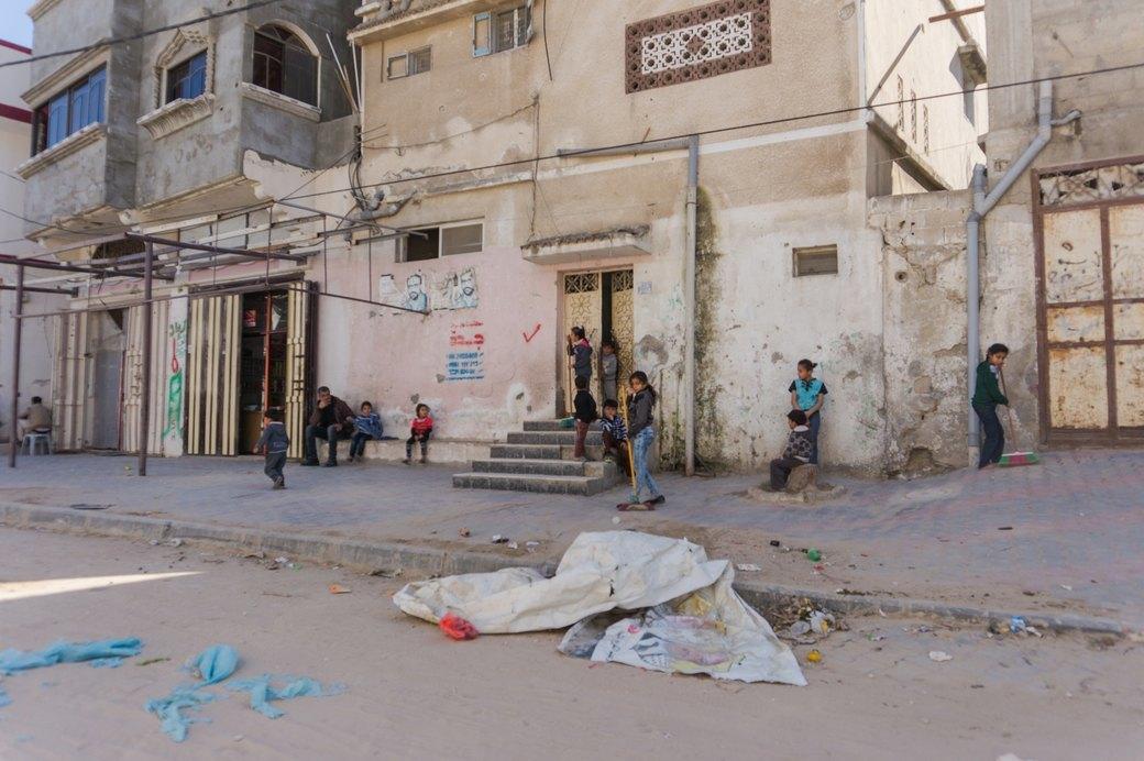«Самая большая тюрьма в мире»: Путешествие в сектор Газа . Изображение № 21.