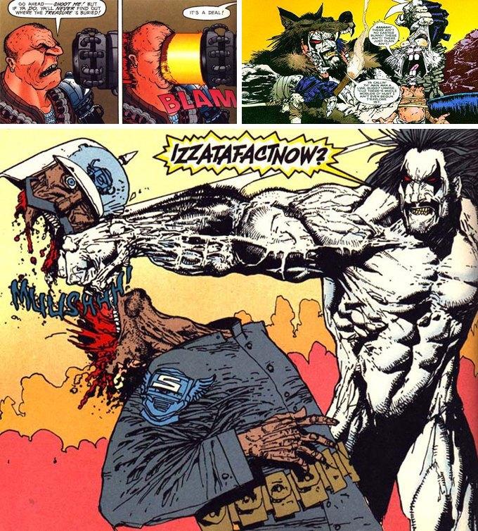 10 жестоких персонажей комиксов, о которых не доложили Роскомнадзору. Изображение № 2.