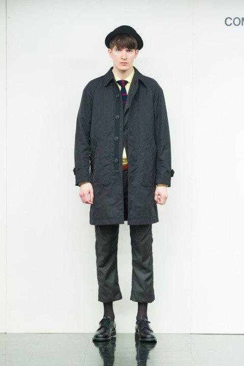 Марка Comme des Garçons Homme опубликовала лукбук новой коллекции. Изображение № 13.