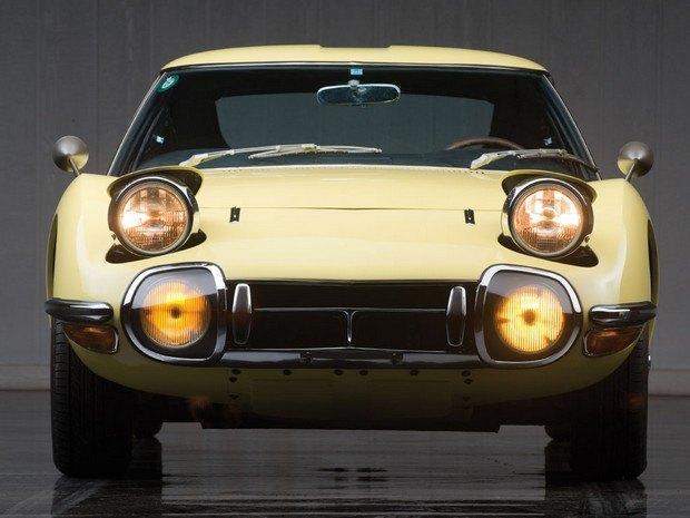 Редкий спорткар Toyota 2000GT 1967 года выставлен на аукцион. Изображение № 4.