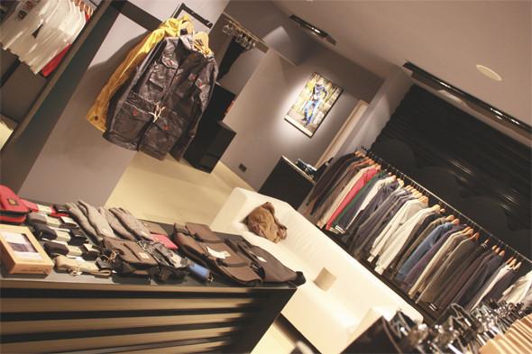 Новый магазин мужской одежды в Москве Proud Heart. Изображение № 3.