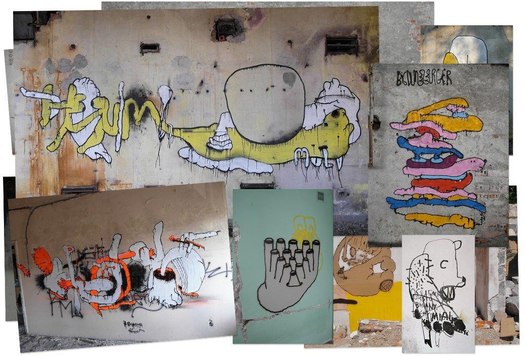 Банда аутсайдеров: Как уличные художники возвращают искусству граффити дух протеста, часть 2. Изображение № 2.