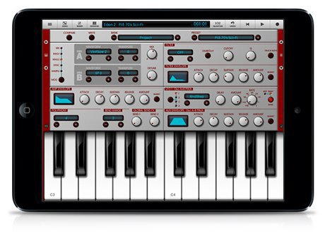 Нажми на кнопку: 10 приложений для создания музыки. Изображение № 7.