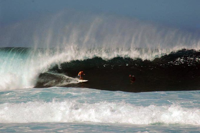 10 самых опасных в мире мест для сёрфинга. Изображение № 1.
