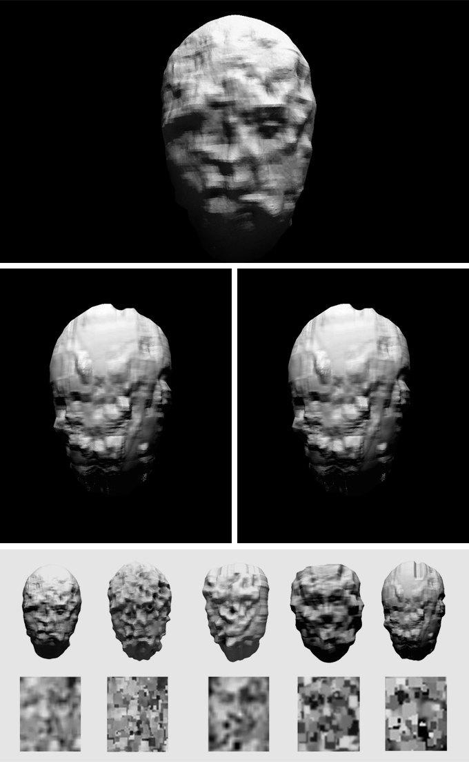 Data Masks: Арт-проект Стерлинга Криспина против слежки в сети. Изображение № 1.