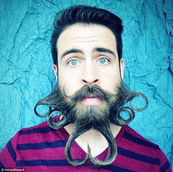 Американец с бородой невероятной формы покоряет блогосферу. Изображение № 5.