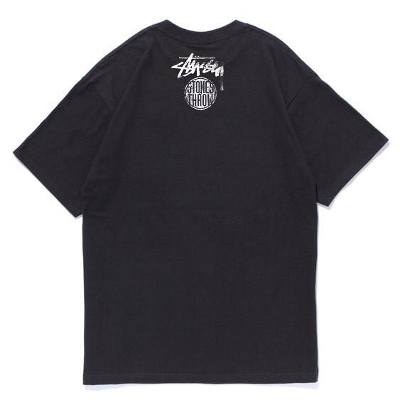 Совместная коллекция футболок марки Stussy и лейбла Stones Throw. Изображение № 4.