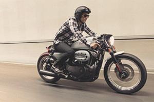 Новый каферейсер Honda CB750 мастерской Motohangar. Изображение №7.
