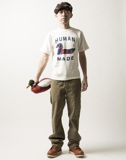 Японская марка Human Made опубликовала лукбук осенней коллекции одежды. Изображение № 2.