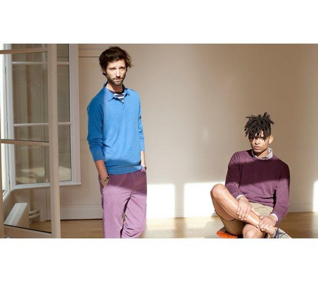 Mr. Porter и французская марка AMI представили совместную коллекцию одежды. Изображение № 7.