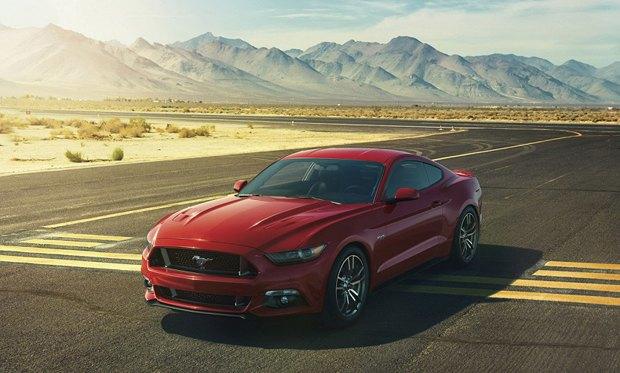 Первый экземпляр обновленного Ford Mustang продадут на аукционе . Изображение № 2.