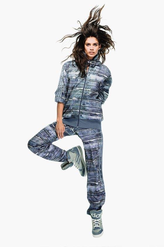 Джереми Скотт разработал новую коллекцию для Adidas Originals . Изображение № 10.