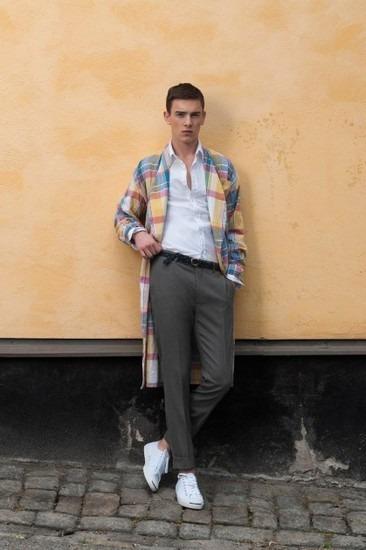 Марка Gant Rugger представила лукбук весенней коллекции одежды. Изображение № 6.