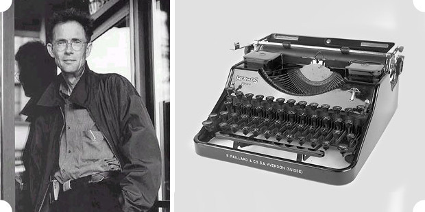 «Hermes 2000», на котором был написан «Нейромант», достался Гибсону от родственника-журналиста. Изображение № 29.