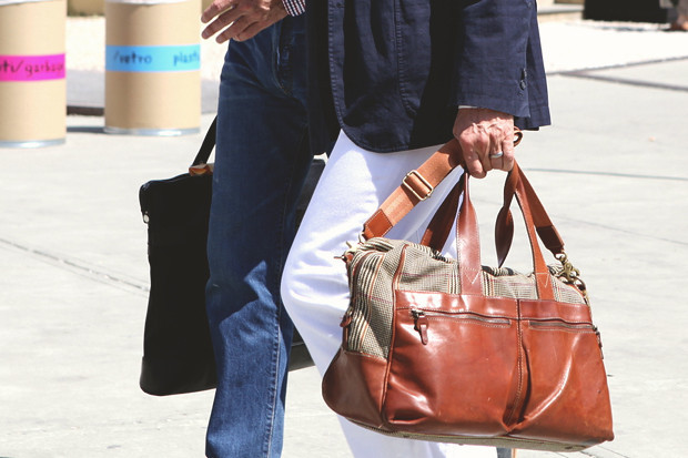 Детали: Репортаж с выставки мужской одежды Pitti Uomo. День заключительный. Изображение № 2.