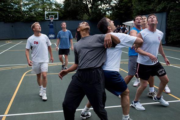 Наглядный пример: Барак Обама. Изображение № 35.