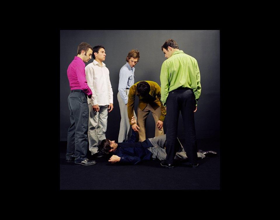 Фотопроект «Регби»: Абсурдность большого спорта глазами Эдуара Леве. Изображение № 7.