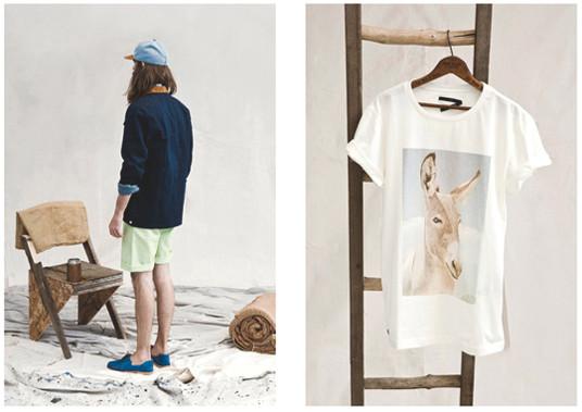 Французская марка Hixsept выпустила лукбук весенней коллекции одежды. Изображение № 11.