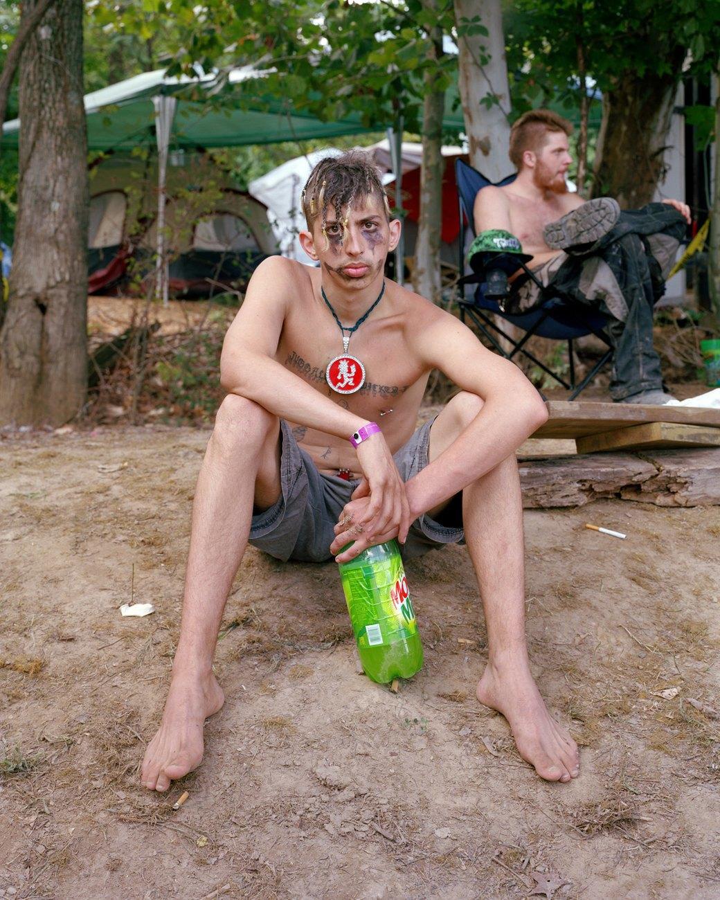 Клоуны на выезде: Фоторепортаж с ежегодного фестиваля джаггало в Иллинойсе. Изображение № 3.