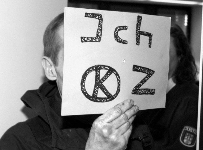 Немецкий уличный художник Оз погиб под поездом. Изображение № 1.