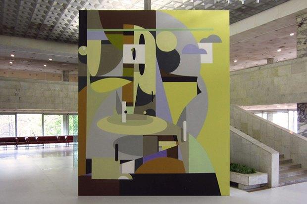В конце февраля в Москве откроется групповая выставка The New Wave UNCUT. Изображение № 3.
