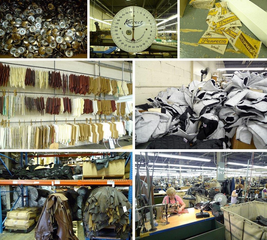 10 репортажей с фабрик одежды и обуви: Alden, Barbour и другие изнутри. Изображение № 18.