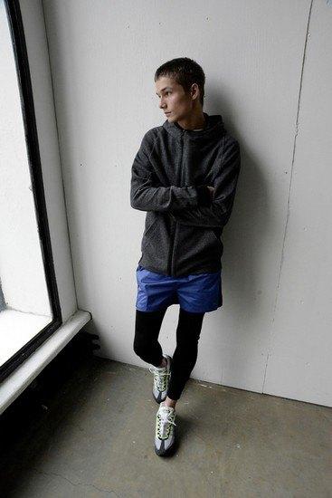 Гоша Рубчинский снял лукбук марки Nike Sportswear. Изображение № 4.