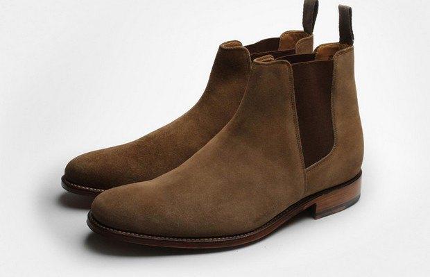 Марка Grenson выпустила весеннюю коллекцию обуви. Изображение № 35.