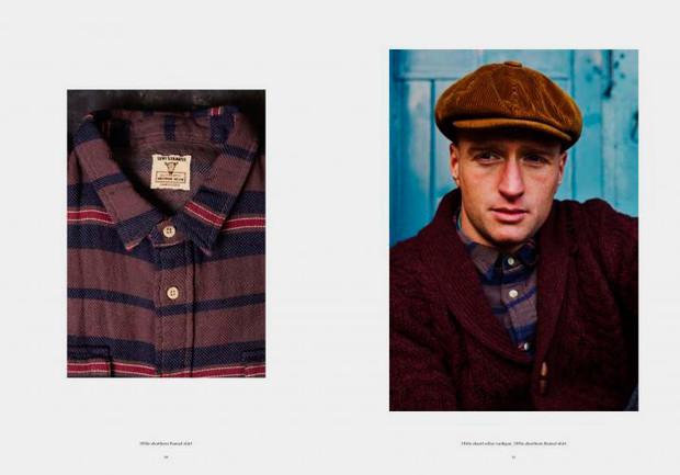 Марка Levi's Vintage Clothing выпустила лукбук осенней коллекции одежды. Изображение № 21.