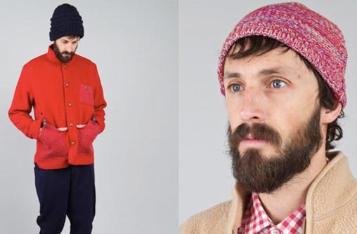 Шотландская марка Folk выпустила осеннюю коллекцию одежды. Изображение № 3.