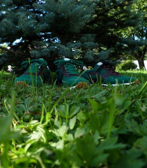 Марка AFOUR и магазин Zefear представили совместную коллекцию кроссовок. Изображение № 16.
