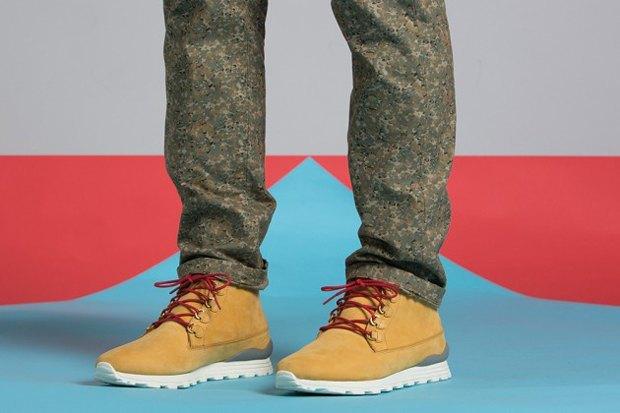 Марка Clae анонсировала новую осеннюю коллекцию обуви . Изображение № 3.