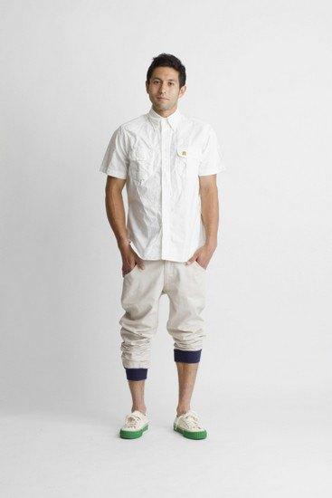 Марка Billionaire Boys Club опубликовала лукбук весенней коллекции одежды своей линейки Bee Line. Изображение № 10.