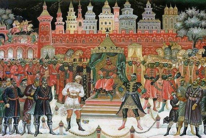 Русские кулачные бои: Главное мужское развлечение Масленицы. Изображение № 3.