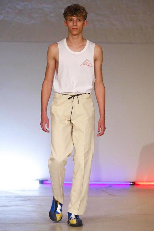 Гоша Рубчинский показал новую коллекцию на Неделе моды в Париже. Изображение № 16.