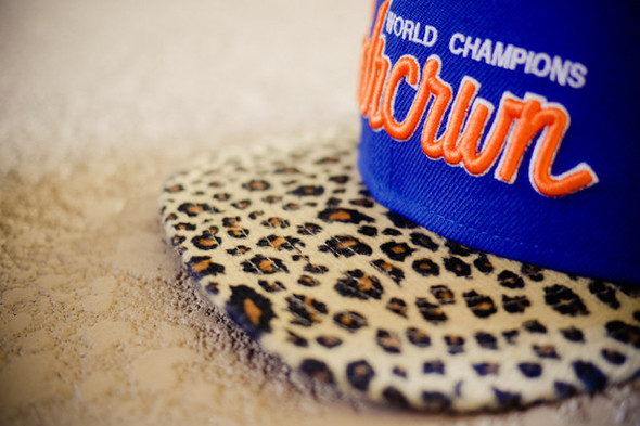 Новая коллекция кепок марки UNDRCRWN. Изображение № 3.