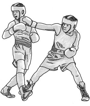 Как привести себя в форму к лету: Основные виды тренировок. Изображение № 11.