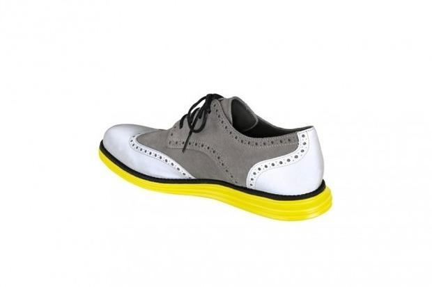 Марка Cole Haan выпустила две новые модели обуви с подошвой кроссовок Nike Lunar. Изображение № 6.