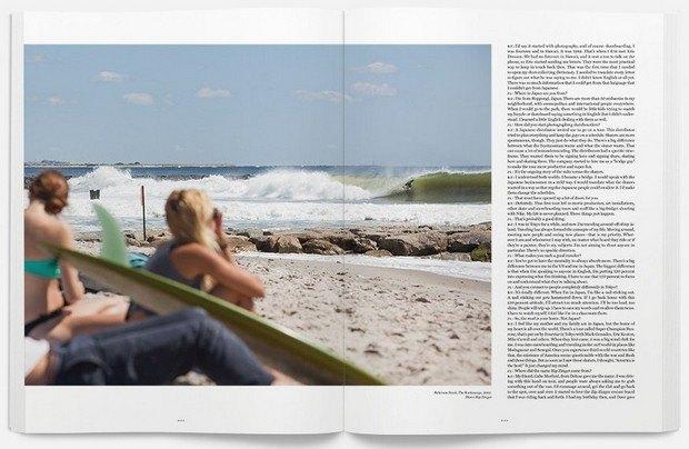 Вышел второй номер журнала Saturdays Magazine американской марки Saturdays Surf NYC. Изображение № 6.