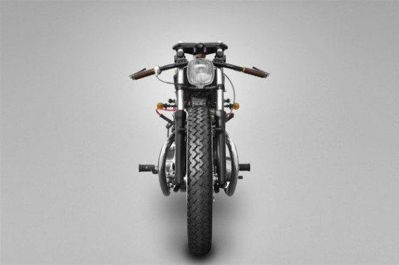 Мотомастерская Thrive Motorcycle представила каферейсер на базе Yamaha XS650 . Изображение № 3.