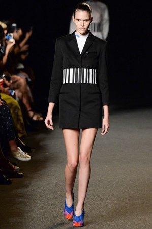 Александр Вэнг представил одежду, вдохновлённую дизайном сникеров. Изображение № 3.